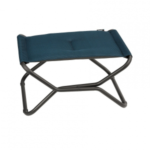 Tabouret / repose-pieds Next Be Comfort - Lafuma Mobilier - Bleu Encre