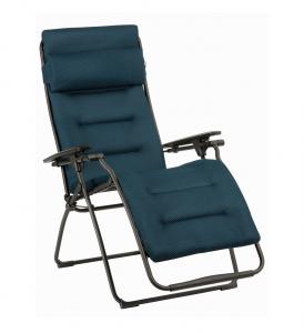 Fauteuil Relax Futura Be Comfort - Lafuma Mobilier - Bleu Encre