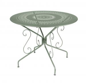 Table ronde Montmartre - Fermob - Ø 96 cm - Cactus