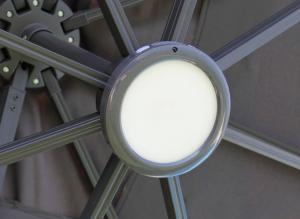 Luminaire LED - Proloisirs - Pour parasol déporté