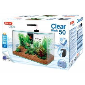 Kit Aqua Clear 50 - Zolux - 50 cm - Noir