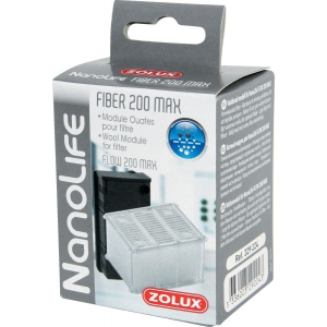 Cartouche Ouate NanoLife Fiber 200 Max - Zolux - Module pour filtre