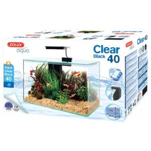 Kit Aqua Clear 40 - Zolux - 40 cm - Noir