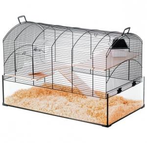 Cage Neo Panas XL - Zolux - 49 x 41 x 71 cm - Noire