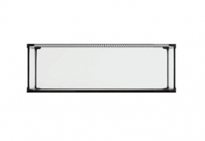 Terrarium Karapas 60 - Zolux - 60 cm - Noir