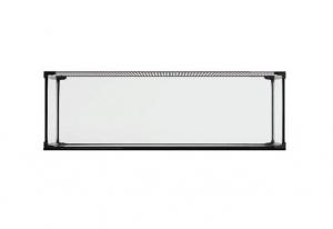Terrarium Karapas 100 - Zolux - 100 cm - Noir