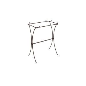 Pied rétro pour cage Fernand - Zolux - 630 x 385 x 730 mm