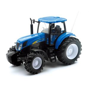 Tracteur New Holland t7070 radio commandé - New Ray - 1/24