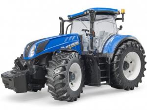 Tracteur New Holland T7.315 - Bruder - 1/16