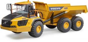 Jouet Camion benne A60h Volvo - BRUDER - 1/16