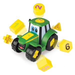 Johnny le tracteur formes et chiffres - Britains - 22,6x17,5x15,4 cm