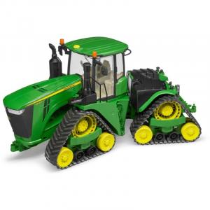 Tracteur John Deere 9620rx avec chenilles - bruder - 116