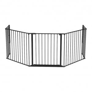 Protection Intégrale pour poêle et foyers - Atelier Dixneuf - 5 volets - Acier