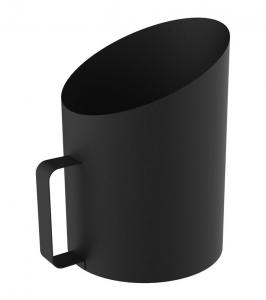 Pelle à granulés Tami XL - Atelier Dixneuf - Acier - Noir