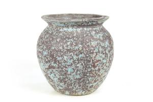 Pot antique - Vert - 52X53 cm