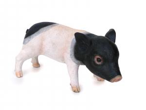 Figurine Cochon en polyrésine