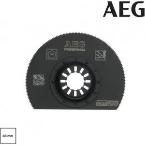 Lame à segment Multitool - AEG - Bi-métal chasse de coupe - 88 mm