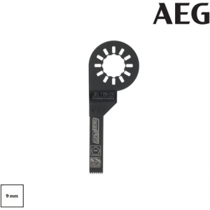 Lame coupe plongeante Multitool - AEG - 9 mm