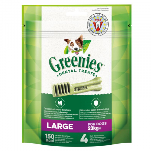 Friandises chien - Greenies - Large - 170 g