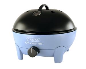 Barbecue Citi Chef 40 - Cadac - gaz - Bleu lavande - 33.4 x 42.2 x 42.2 cm