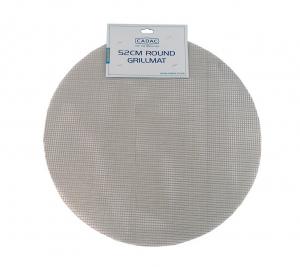 Feuille de cuisson ronde - Cadac - Ø 52 cm - Gris