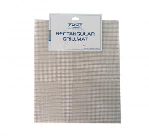 Feuille de cuisson rectangulaire - Cadac - 33 x 40 cm - Gris