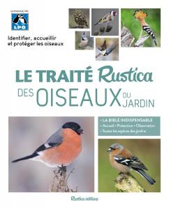 Le traité Rustica des oiseaux du jardin - Livre jardin