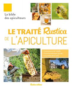 Le traité Rustica de l'apiculture - Livre jardin