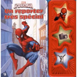 Spider-man reporter très spécial - Livre enfant