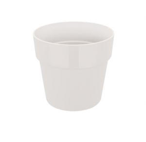 Pot B.for Original Mini rond - Elho - Blanc - Ø 7 x 6 cm