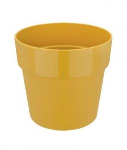 Pot B.for Original Mini rond - Elho - Ocre - Ø 9 x 8 cm