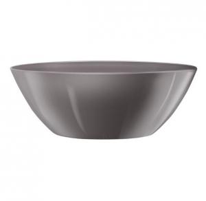 Pot Brussels Diamond Ovale - Elho - 36 cm - Gris perle