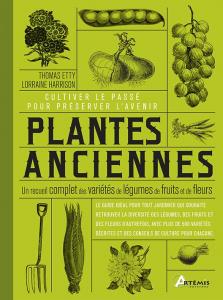 Plantes anciennes - Livre jardin