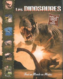 Les dinosaures - Livre enfant