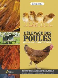 L'élevage des poules - Livre animaux