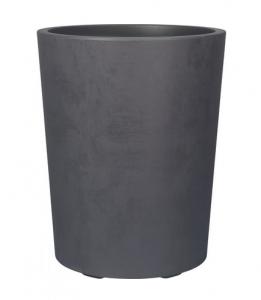 Vaso Millennium - Deroma - anthracite - H 53,5 cm