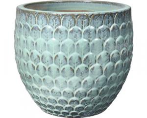 Pot Babylone - Deroma - grès émaillé - Ø 23 cm