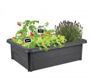 Espace potager Veg&table Garden - Gris anthracite