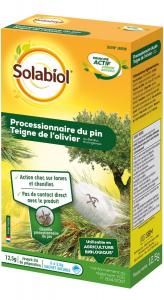 Insecticide biologique - chenilles processionnaires - Etui 6x 2,5g - Solabiol