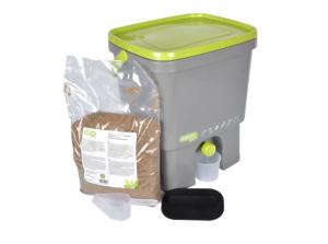 Composteur de cuisine Bokashi et activateur de compost - Hozelock