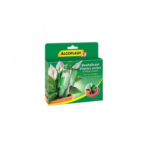 Revitalisant pour plantes  vertes - Algoflash - 5 doses