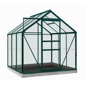 Serre Daisy en polycarbonate 4 mm - ACD - 3,8 m² - Vert