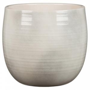 cache-pot 765 - Deroma - Glazing sand - Ø 15 cm