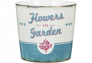 Cache-pot 870 - Deroma - Flowers and garden - Ø 11 cm