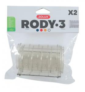 Tubes droits Rody.3 - Zolux - x 2