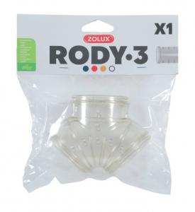 Tube en Y Rody.3 - Zolux - x 1