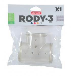 Tube en T Rody.3 - Zolux - x 1