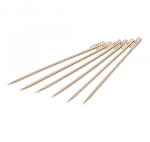 Brochettes jetables en Bambou  - Weber - x 25