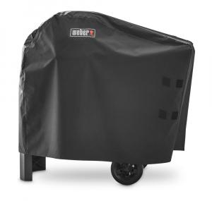 Housse Premium pour barbecue électrique Pulse 1000/2000 avec chariot - Weber - 93 x 52 x 110 cm