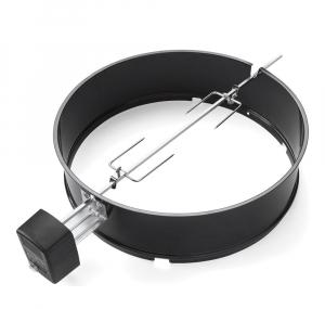 Rôtissoire - Weber - Pour barbecues à charbon - Ø 57 cm